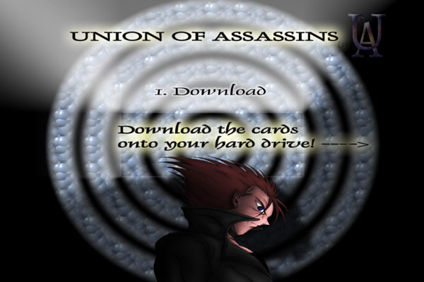 Union of Assassins - copyright